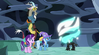 Thorax drops his Trixie disguise S6E26