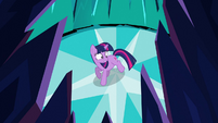 Twilight 'Where's the crystal' S3E2