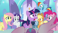 Twilight --the baby is an Alicorn-!-- S6E1