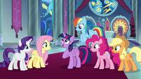 Twilight -do anything for Equestria- S9E2