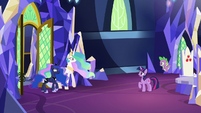 "Twilight Sparkle ""is something wrong?"" S9E13"