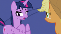 Twilight Sparkle -any other suggestions-- S8E7