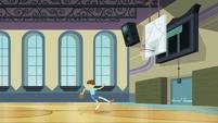 Wiz Kid dribbling basketball sloppily EG3