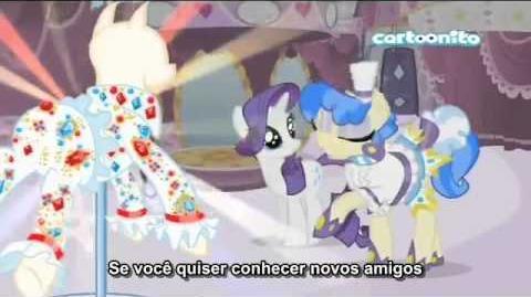 My Little Pony Tema de Abertura/Versões Internacionais