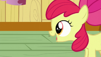 Apple Bloom --Are you girls thinkin' what I'm thinkin'--- S6E4
