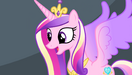 """Cadance """"would you do me the great honor"""" S4E24"""