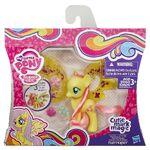 Cutie Mark Magic Fluttershy Charm Wings doll packaging