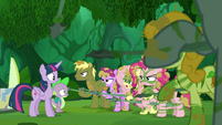 "Fluttershy ""The servants of Chrysalis will do..."" S5E26"