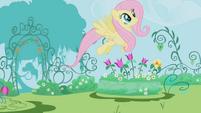 Fluttershy in her imagination S1E03