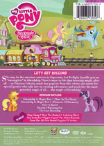 Friendship Express DVD back cover