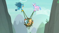 Gallus and Silverstream catch their teachers S8E9