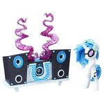 Guardians of Harmony Fan Series DJ-Pon-3 figure and turntable