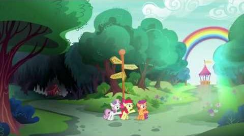 Light of Your Cutie Mark - Tamil