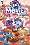 MLP The Movie Prequel issue 2 cover RI