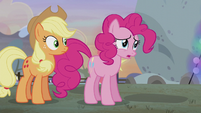 Pinkie Pie -I want to be one big family- S5E20