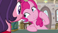 Pinkie Pie -tippy-top super-duper secret- S8E3