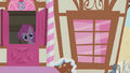 Pinkie Pie beckoning Twilight S1E9.png