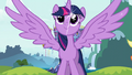 Princess Twilight outstretches her wings S5 opening.png