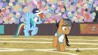 """Quibble Pants """"in front of her"""" S9E6"""