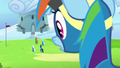 Rainbow Dash watches the Wonderbolts leave S7E7.png