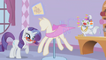 Rarity and Opal sewing S1E14.png