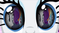 Rarity coming back to true self S3E13