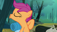 Scootaloo strange expression S3E6