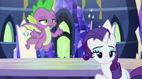 "Spike ""Starlight when she was evil"" S9E1"