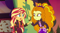 """Sunset Shimmer """"you're telling the truth"""" EGSBP"""