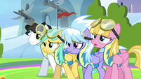 The other pegasi hearing Spitfire S3E07