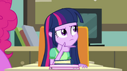 Twilight's growing suspicions EG