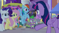 "Twilight ""everything was a total disaster"" S9E17"