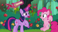 "Twilight ""the fun things I've got planned!"" S8E13"