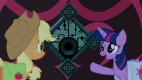 "Twilight ""the seal isn't broken"" S8E25"