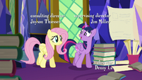 Twilight --been doing a ton of research-- S5E23