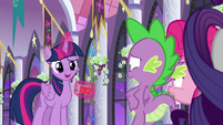 "Twilight Sparkle ""you guys okay?"" S9E17"