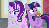 Twilight Sparkle -we have other classes- S8E1