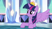 Twilight determined S4E25