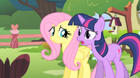 Twilight disblief S1E17
