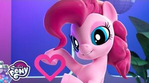 'Hello Pinkie Pie' Hearts & Hooves Valentine's Day Special 💘 My Little Pony