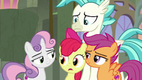 "Apple Bloom ""lot of good things about them"" S8E6"