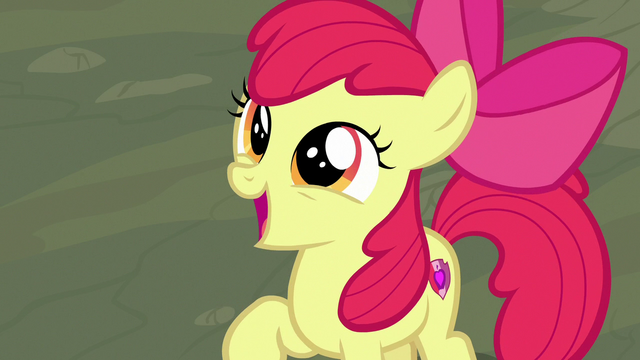 """File:Apple Bloom """"that's it!"""" S7E8.png"""