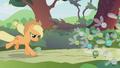 Applejack herding parasprites S1E10.png