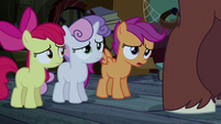 CMC don't know the way to Appleloosa S5E6