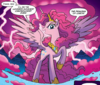 Comic issue 57 Alicorn Pinkie Pie