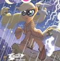 Comic issue 8 Superhero Applejack