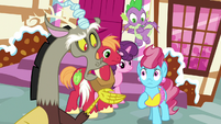 "Discord ""who are you proposing to?"" S9E23"