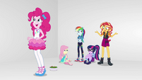 Equestria Girls trapped in cyberspace EGROF