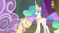 Fluttershy -me playing you-- S8E7