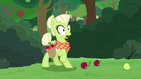 Granny Smith shocked to see Pear Butter S7E13